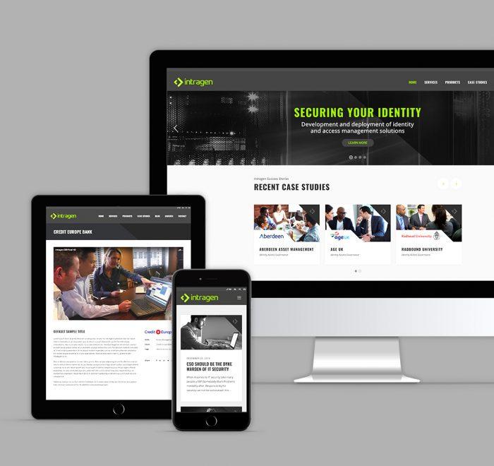 digital design, website design