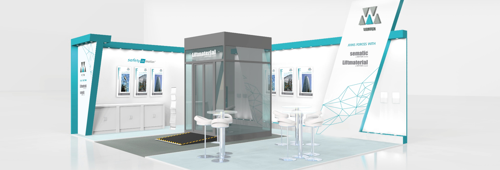 exhibition design, custom exhibition design