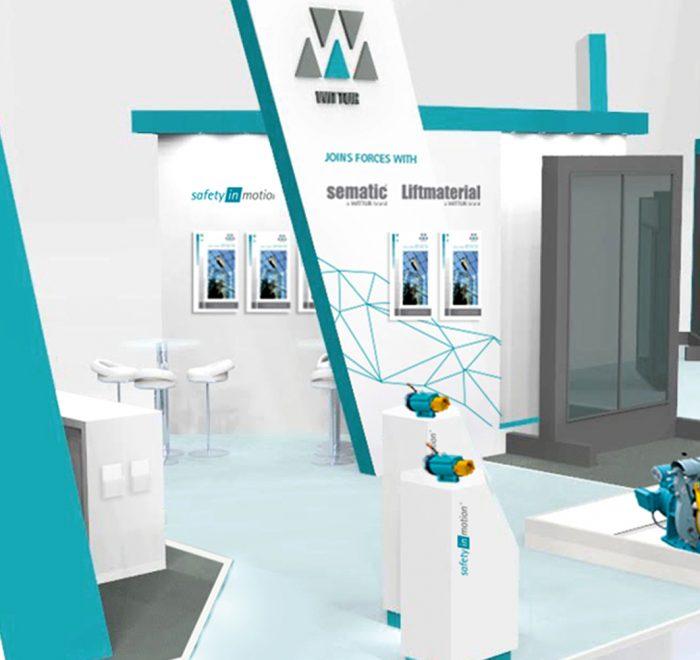 exhibition design, custom exhibition design