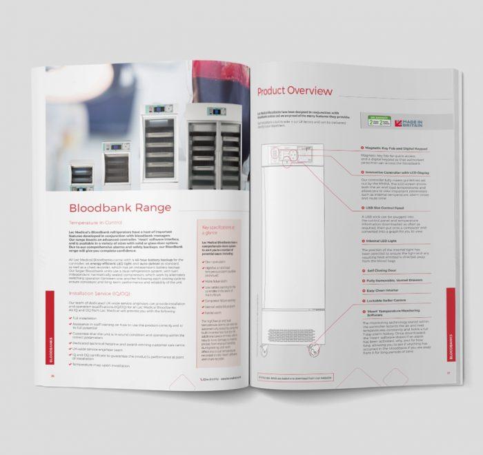 brochure design, print design,