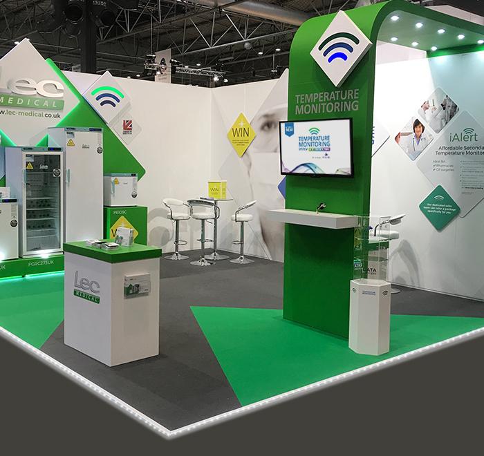 Exhibition Stand Design : Exhibition stand design archives partnership design