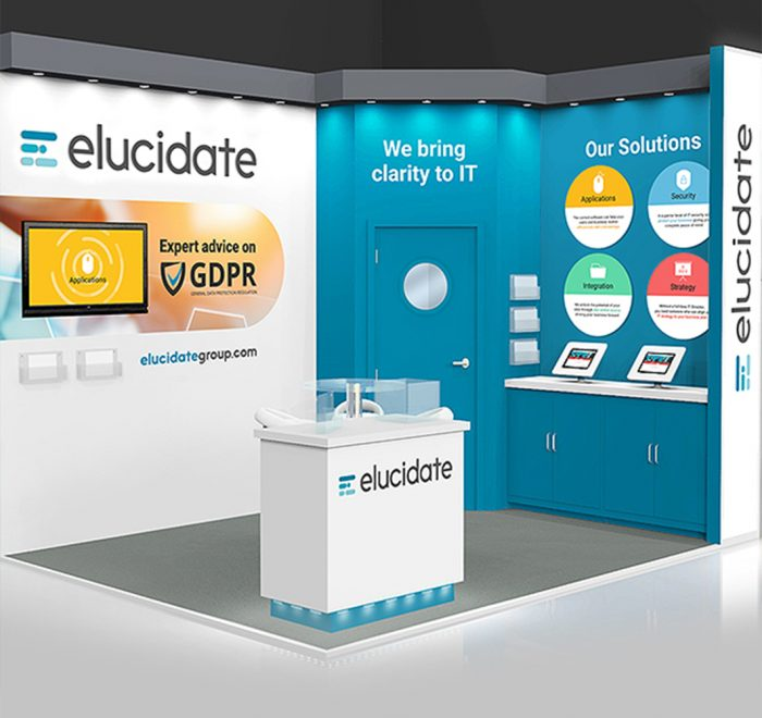exhibition design, custom exhibition stand design, animated video design, animated video