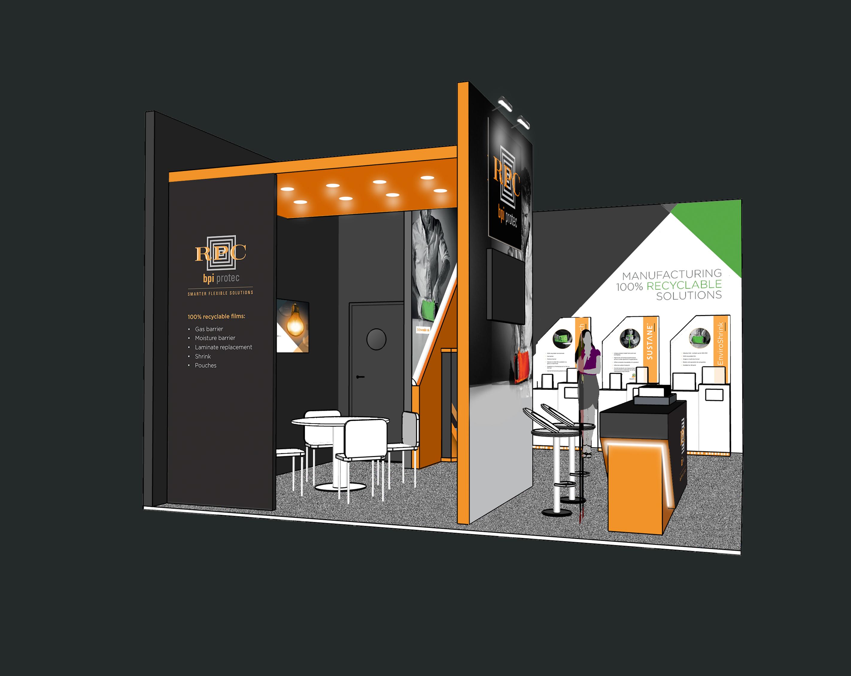 Modular Exhibition Stands Zero : Partnership design modular exhibtion stand exhibition stand design